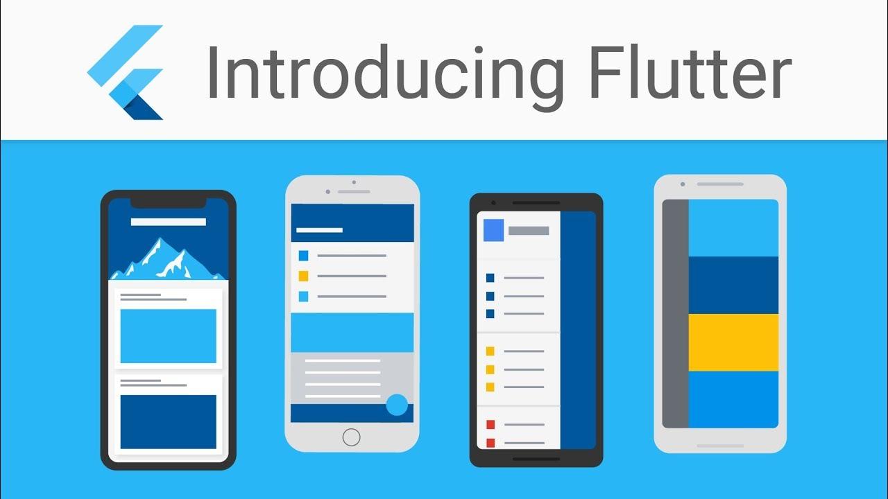 Flutter คืออะไร ทำไมสร้าง Mobile App ได้ด้วยนะ